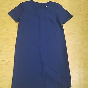 Vintage 80s Shift Dress